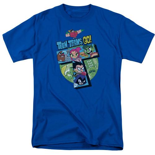 Teen Titans Go T Group T Shirt