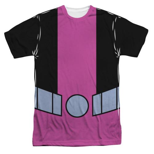 Teen Titans Go Beast Boy Suit Sublimated T Shirt