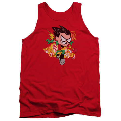 Teen Titans Go Robin Tank Top