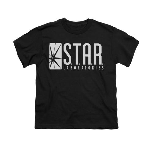 Flash TV STAR Labs Youth T Shirt