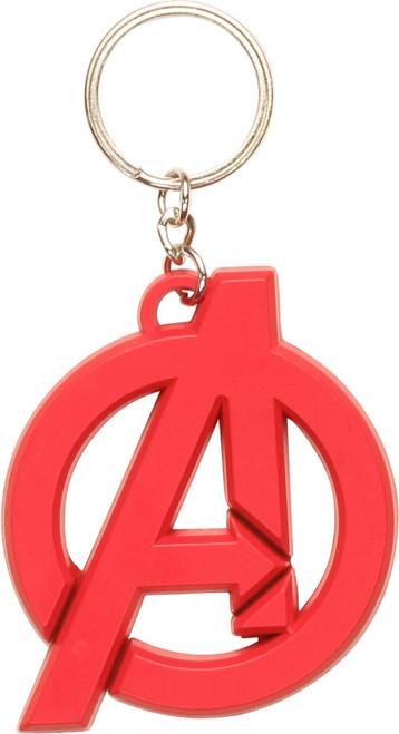 Avengers Age of Ultron Logo Keychain