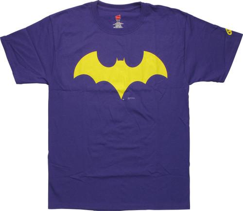 Batgirl Symbol T-Shirt