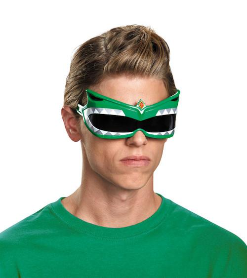 Power Rangers Green Ranger Glasses
