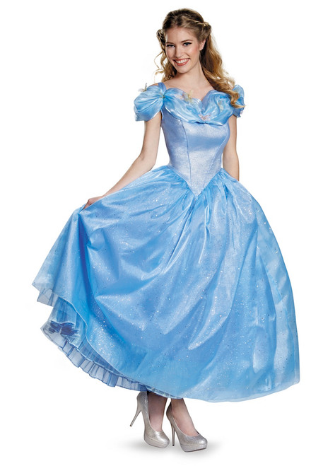 Cinderella Movie Prestige Adult Costume