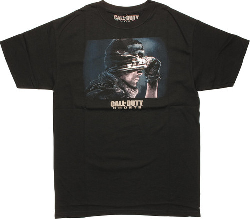 Call of Duty Ghosts Game Cover T-Shirt