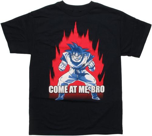 Dragon Ball Z Come At Me Bro T-Shirt