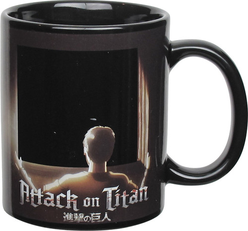 Attack on Titan Window Heat Changing Mug
