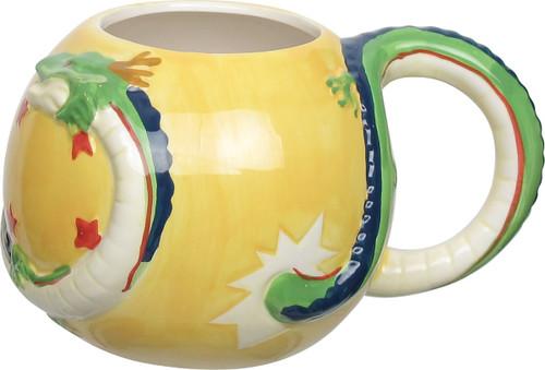 Dragon Ball Z Shenron Sculpted Mug