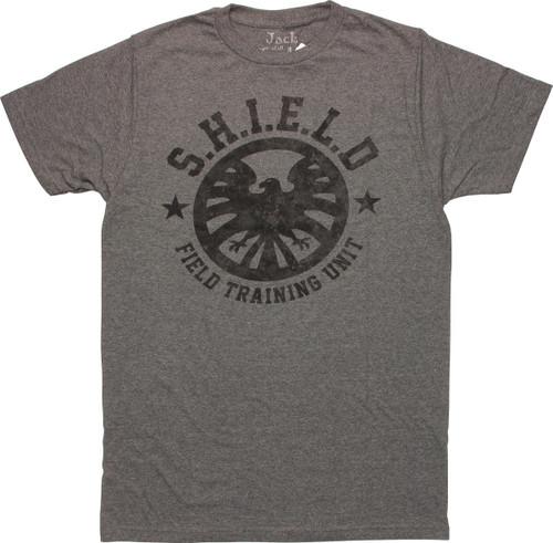 SHIELD Field Training Unit T-Shirt Sheer