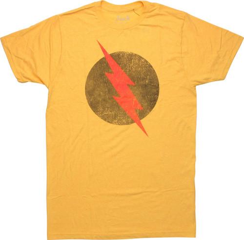 Flash Reverse Flash Logo T-Shirt Sheer