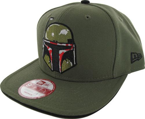 9fcf5387f34 Star Wars Boba Fett Sandwich 9Fifty Hat
