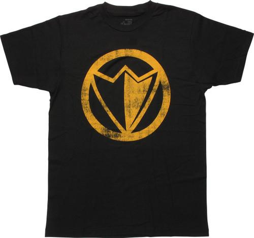 Captain America Falcon Logo T-Shirt Sheer
