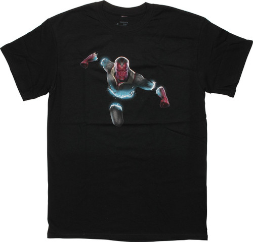 Avengers Age Ultron Vision Intangibility T-Shirt