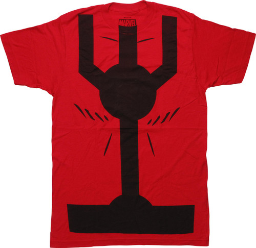 Ant-Man Costume Suit T-Shirt Sheer