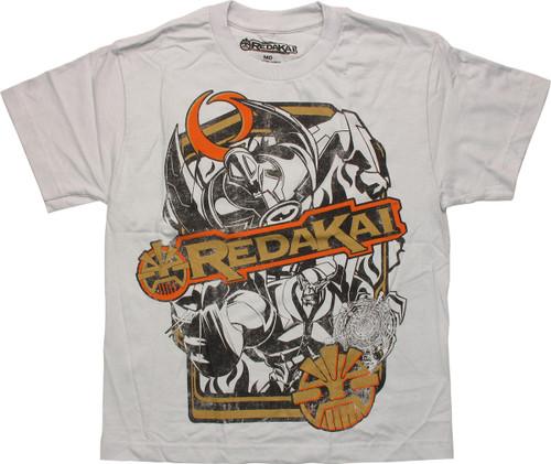 Redakai Metanoid in Transit Youth T Shirt