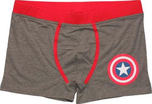 Captain America Logo Sport Briefs
