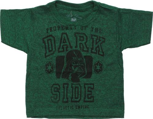 Star Wars Property of the Dark Side Infant T-Shirt