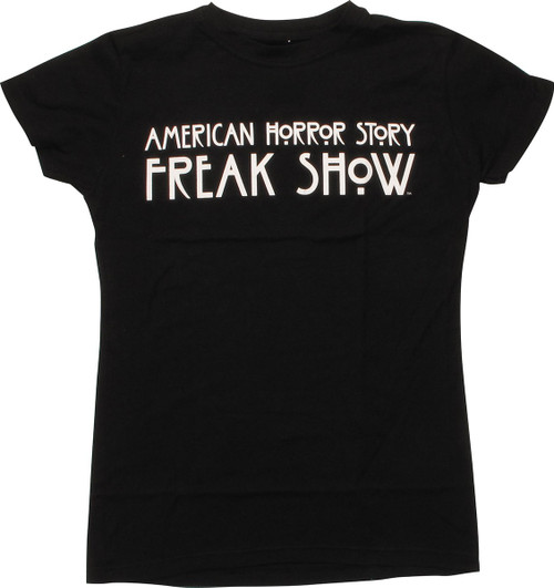 American Horror Story Freak Show Juniors T-Shirt