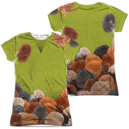 Star Trek Tribble Trek FB Sub Juniors T Shirt