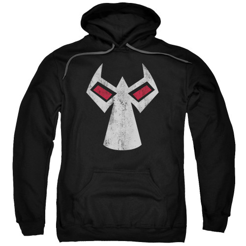 Bane Comic Face Pullover Hoodie