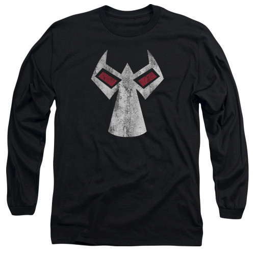 Bane Comic Face Long Sleeve T Shirt