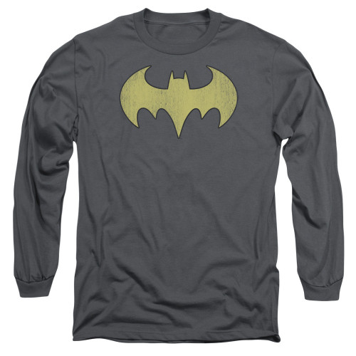 Batgirl Symbol Long Sleeve T Shirt