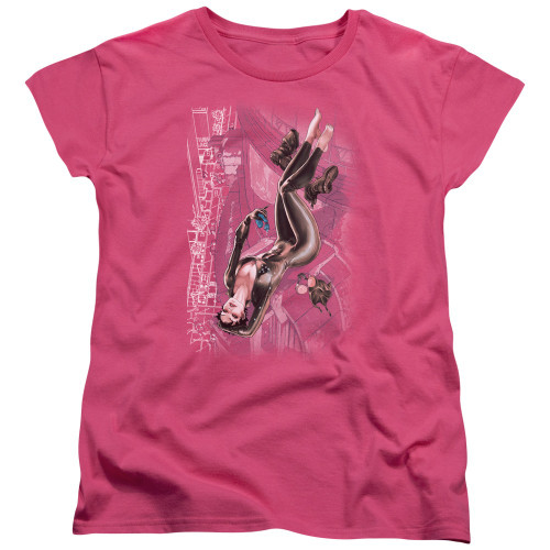 Catwoman #1 Ladies T Shirt