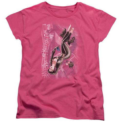Catwoman #1 Ladies T Shirt