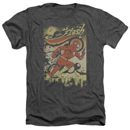 Flash Side Heather T Shirt