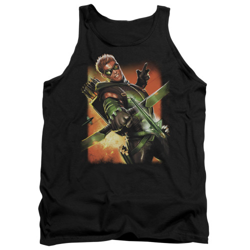 Green Arrow #1 Tank Top