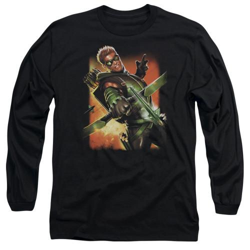 Green Arrow #1 Long Sleeve T Shirt