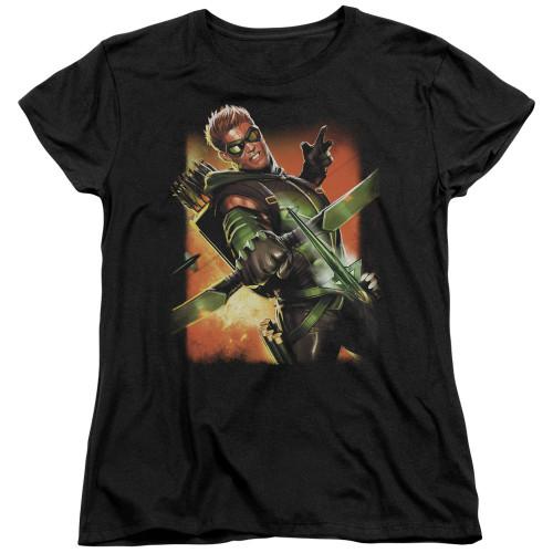 Green Arrow #1 Ladies T Shirt