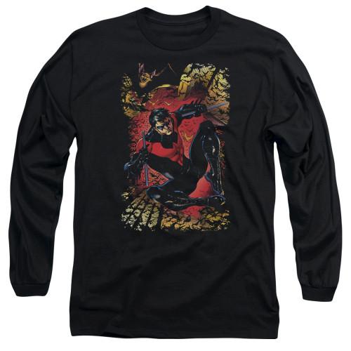 Nightwing #1 Long Sleeve T Shirt
