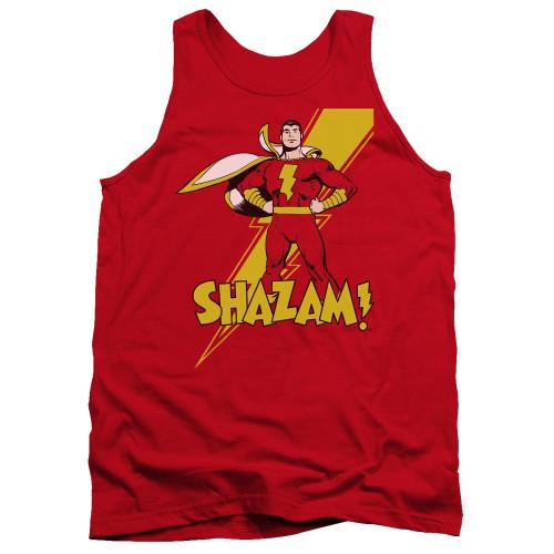 Shazam Tall Tank Top