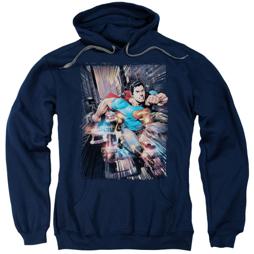 Superman Action #1 Pullover Hoodie