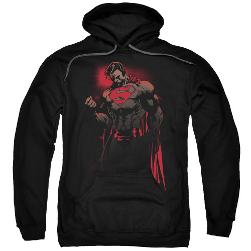 Superman Fists Pullover Hoodie