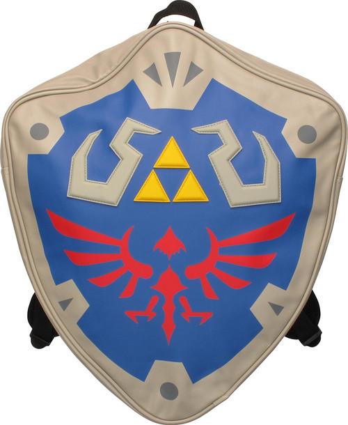 Zelda Link 3D Shield Backpack