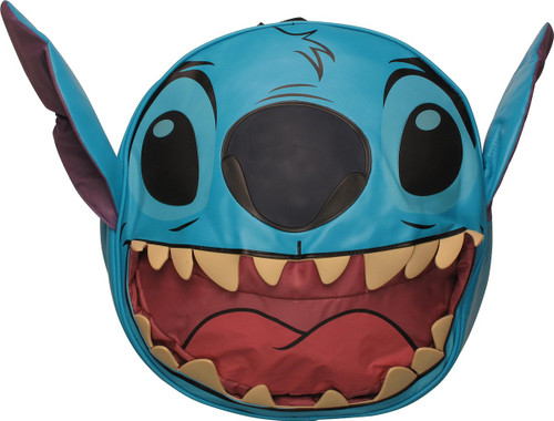 Lilo and Stitch 3D Stitch Face Backpack