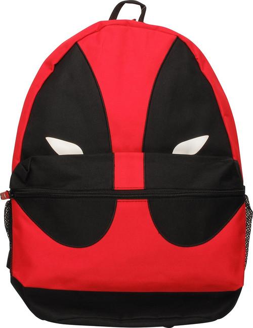 Deadpool Mask Backpack