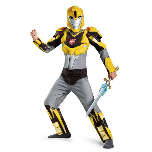 Transformers Bumblebee Animated Child Costume