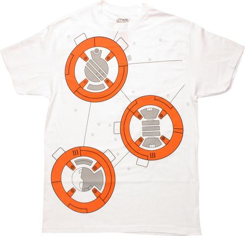 Star Wars BB-8 Costume T-Shirt