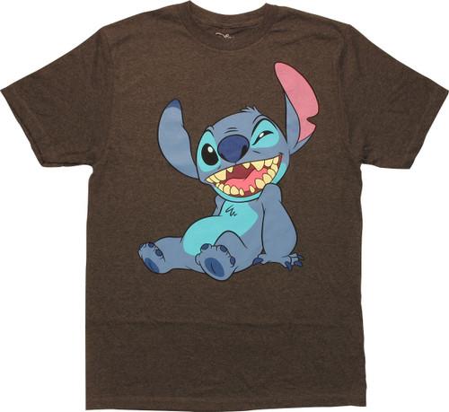 Lilo and Stitch Wink T-Shirt