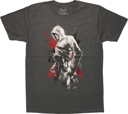 Assassins Creed Altair Ibn-La'Ahad T-Shirt Sheer