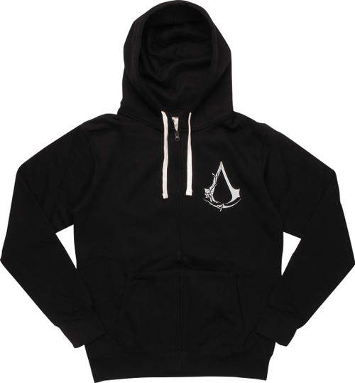Assassins Creed Stars and Stripes Hoodie
