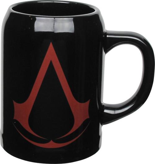 Assassins Creed Logo Stein Mug