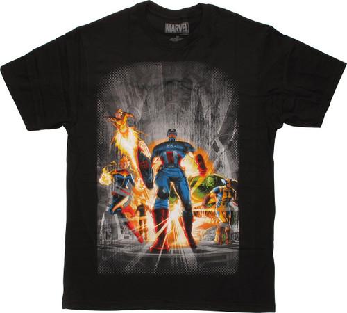 Avengers Marvel Now #1 T-Shirt