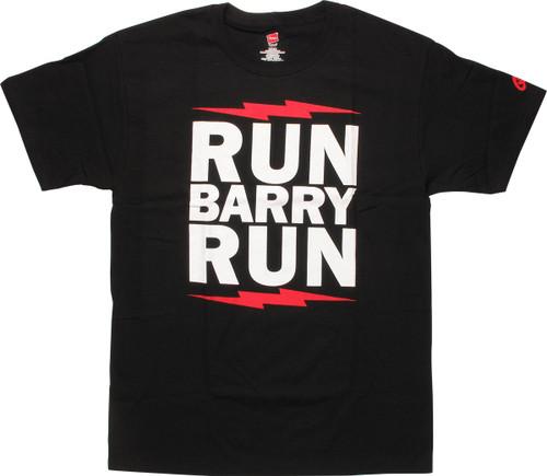 Flash Run Barry Run T-Shirt