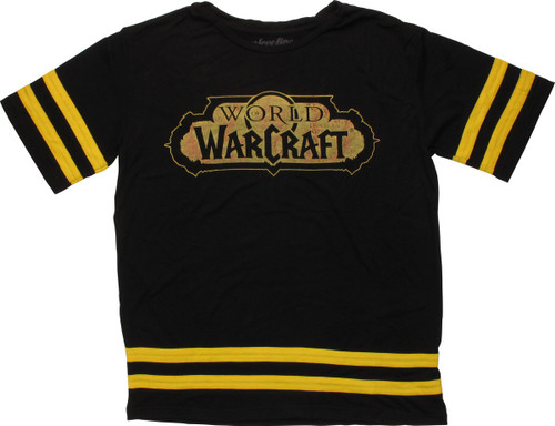 World of Warcraft Logo Mighty Fine T-Shirt