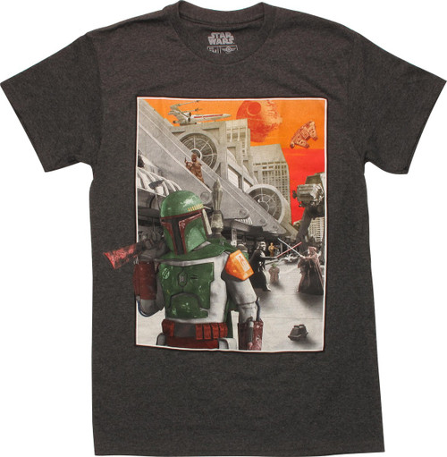 Star Wars Star Con SDCC T-Shirt