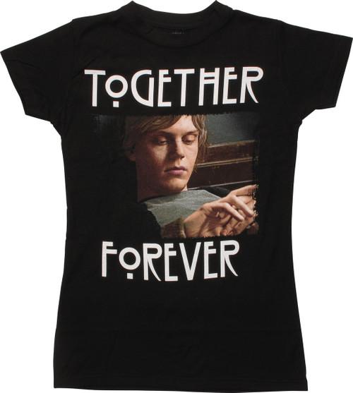 American Horror Story Forever Juniors T-Shirt